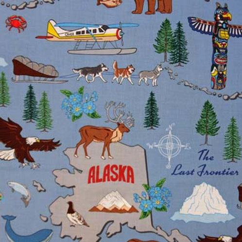 WF Alaska the Last Frontier