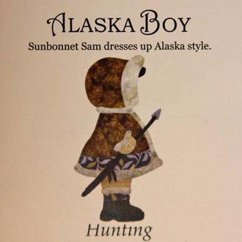 Alaska Boy (Hunting) Pattern