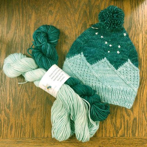 Big Dipper Hat Yarn
