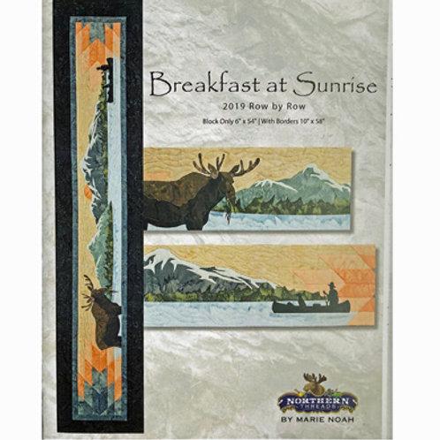 Breakfast at Sunrise Fabric Kit
