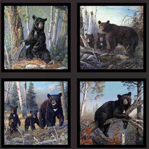 ES Black Bear Panel
