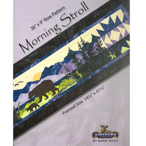 Morning Stroll Fabric Kit