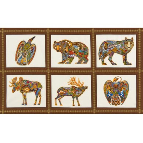 RK Animal Spirits 2 Panel