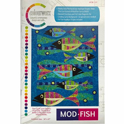 Mod Fish Pattern