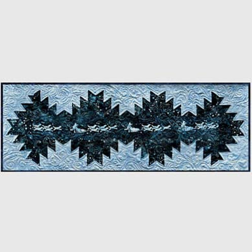 Delectable Dogsleds Table Runner Pattern
