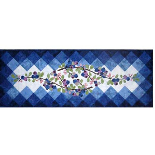 WF Berry Blues Table Runner Kit