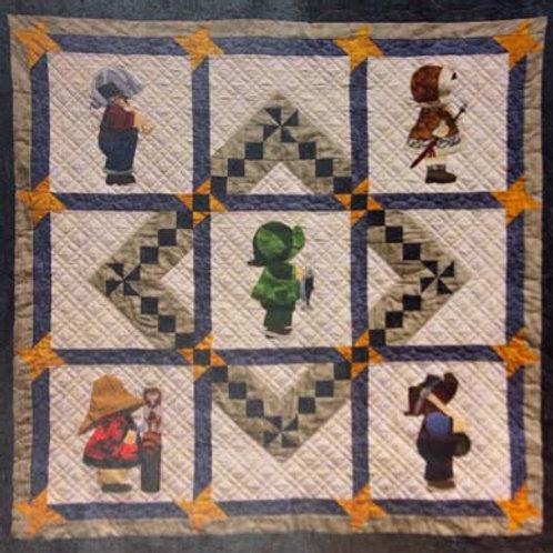 Alaska Boys Pattern