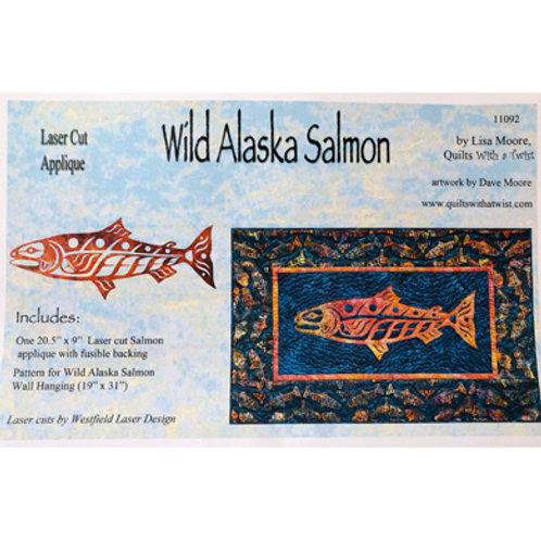 Wild Alaska Salmon-Single