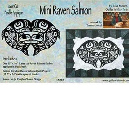 Mini Raven Salmon