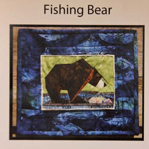 Fishing Bear Pattern