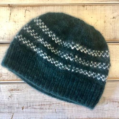 Qiviut Hat - Dark Green