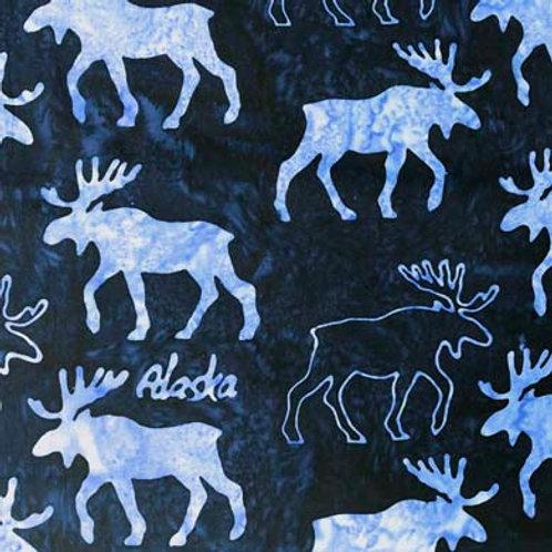 IB Batik Alaska Moose