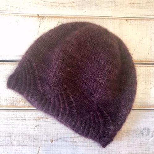 Qiviut Hat - Purple