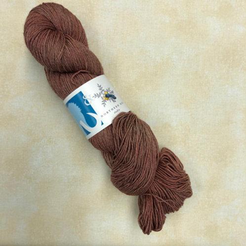 NB Yak Sock Yarn-Blushing