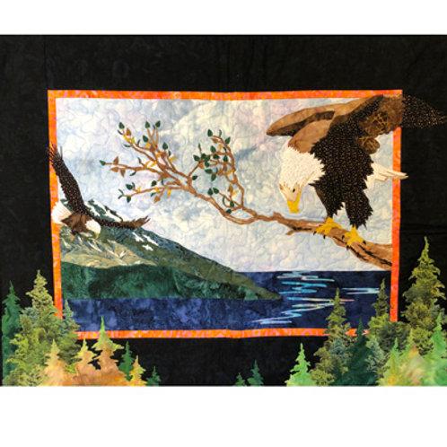 Bald Eagle Quilt