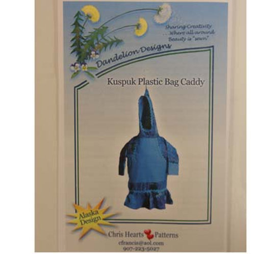 CF Kuspuk Plastic Bag Caddy