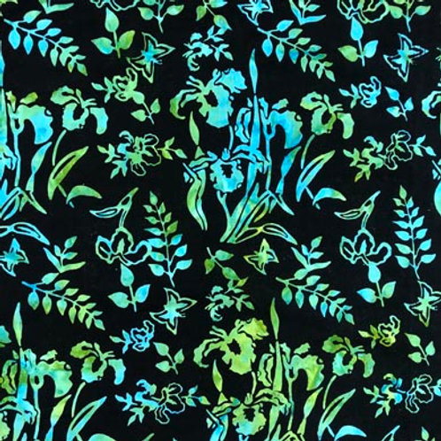 RFA Batik Wildflowers