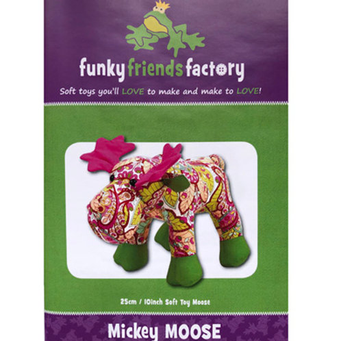 FF Mickey Moose Pattern