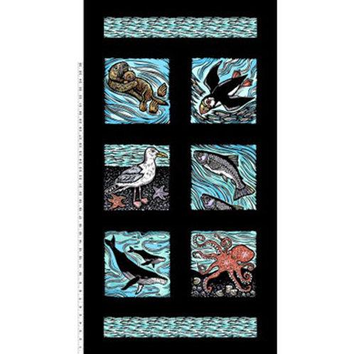 CW Sealife Panel