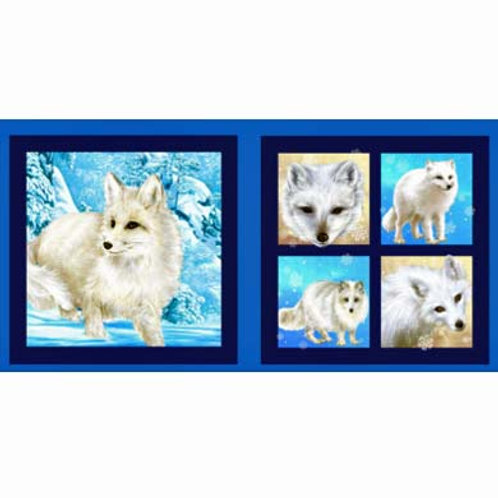 EQ Arctic Fox Panel