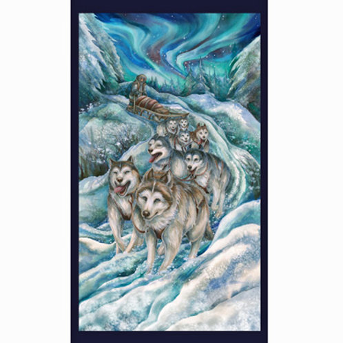 RK Sled Dog Panel