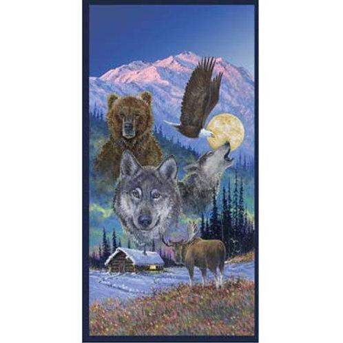 PB Alaska Scenic Panel