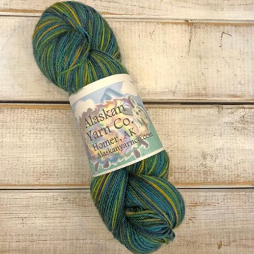 Alaskan Yarn Co. Chugach Forest