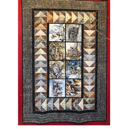 Flight North Quilt Kit
