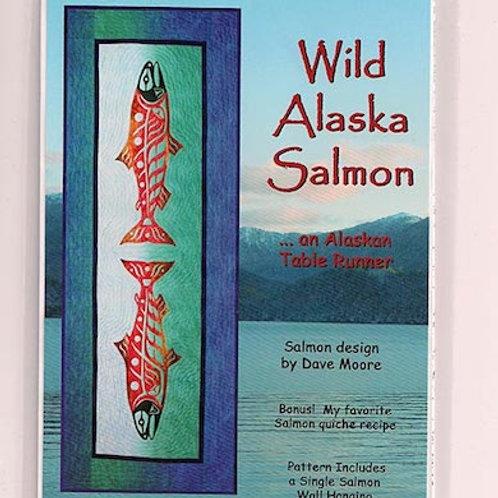 Wild Alaska Salmon Pattern