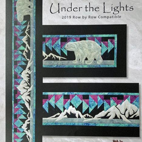 Under the Lights Applique Set