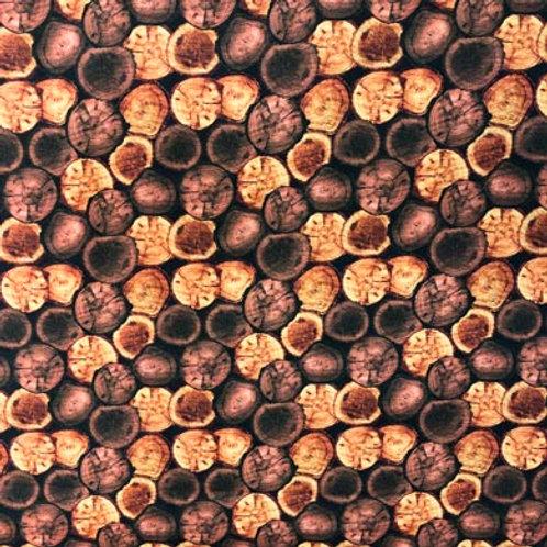 KA Rustic Logs