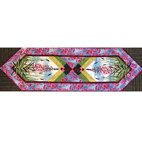 Fireweed Table Runner