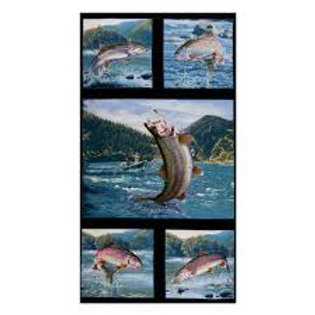 ES Tight Lines Trout Panel