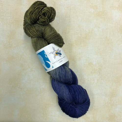 NB Yak Sock Yarn-February29