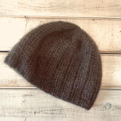 Qiviut Hat - Brown