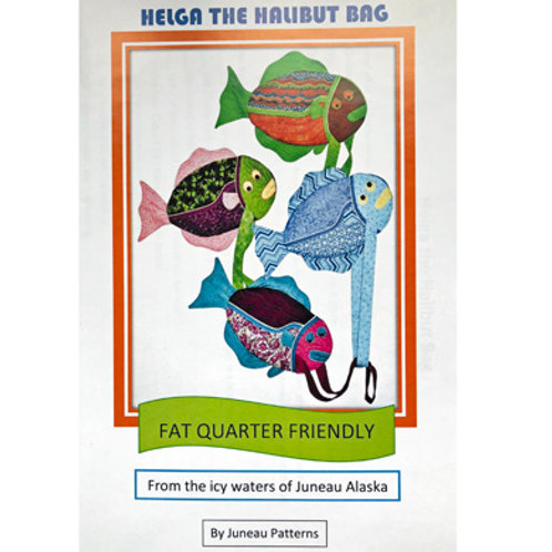 Helga the Halibut Bag Pattern