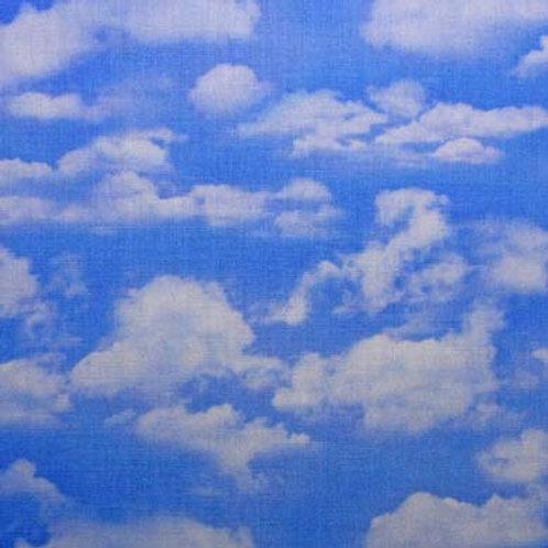 ES Bright Cloudy Sky