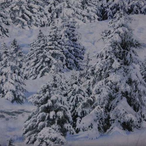 ES Snowy Trees