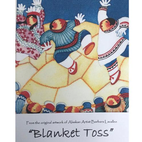 CT Blanket Toss Panel