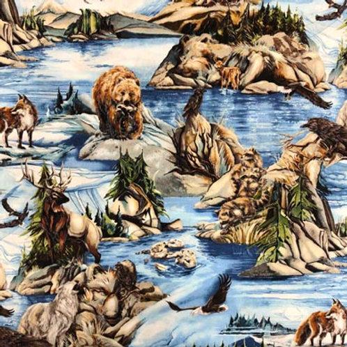RK North American Wildlife 3