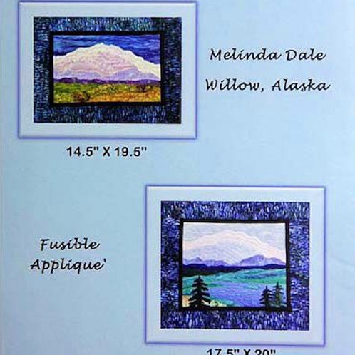 Denali Reflections Quilt Kit