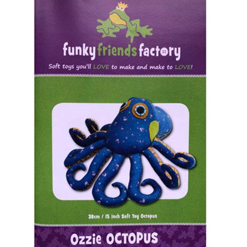 FF Ozzie Octopus Pattern