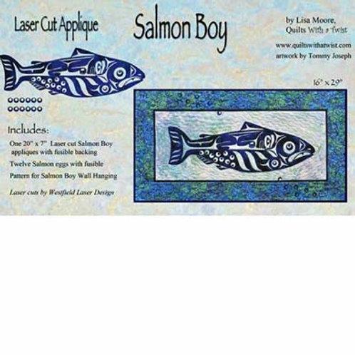 Salmon Boy