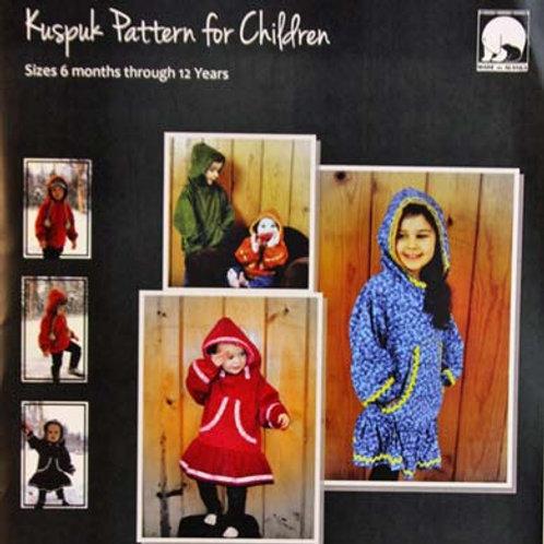 Kuspuk Pattern for Children