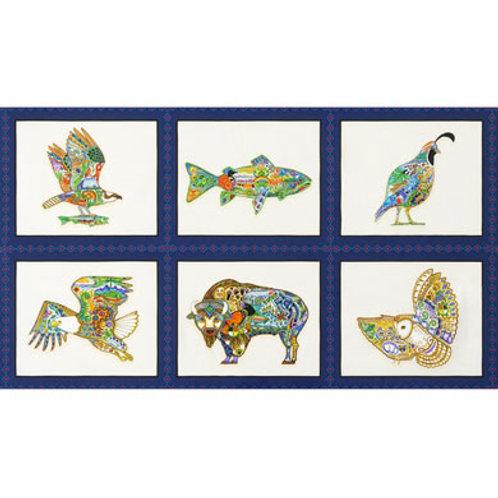 RK Animal Spirits Digital Panel