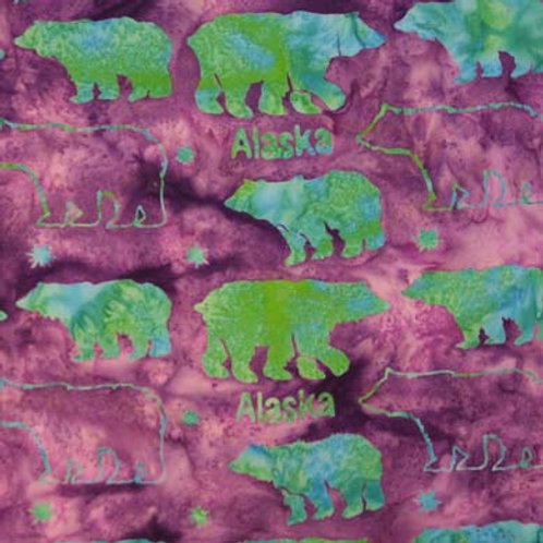 IB Batik Alaska Bears