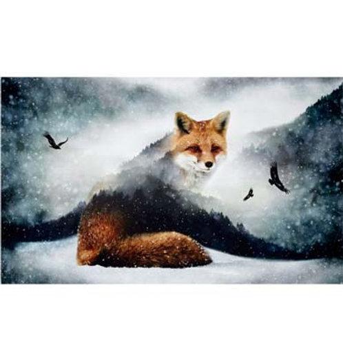 HF Call of the Wild Fox Panel