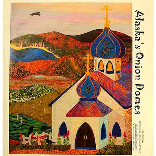 Alaska's Onion Domes Pattern