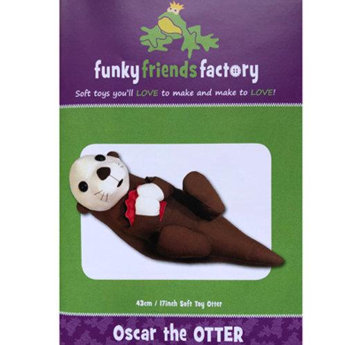 FF Oscar the Otter Pattern