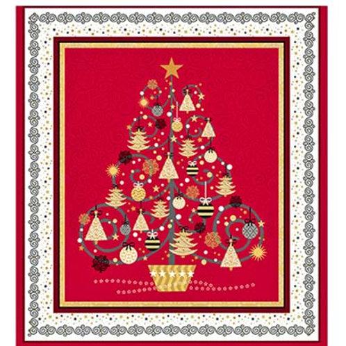 QT All That Glitters Christmas Tree